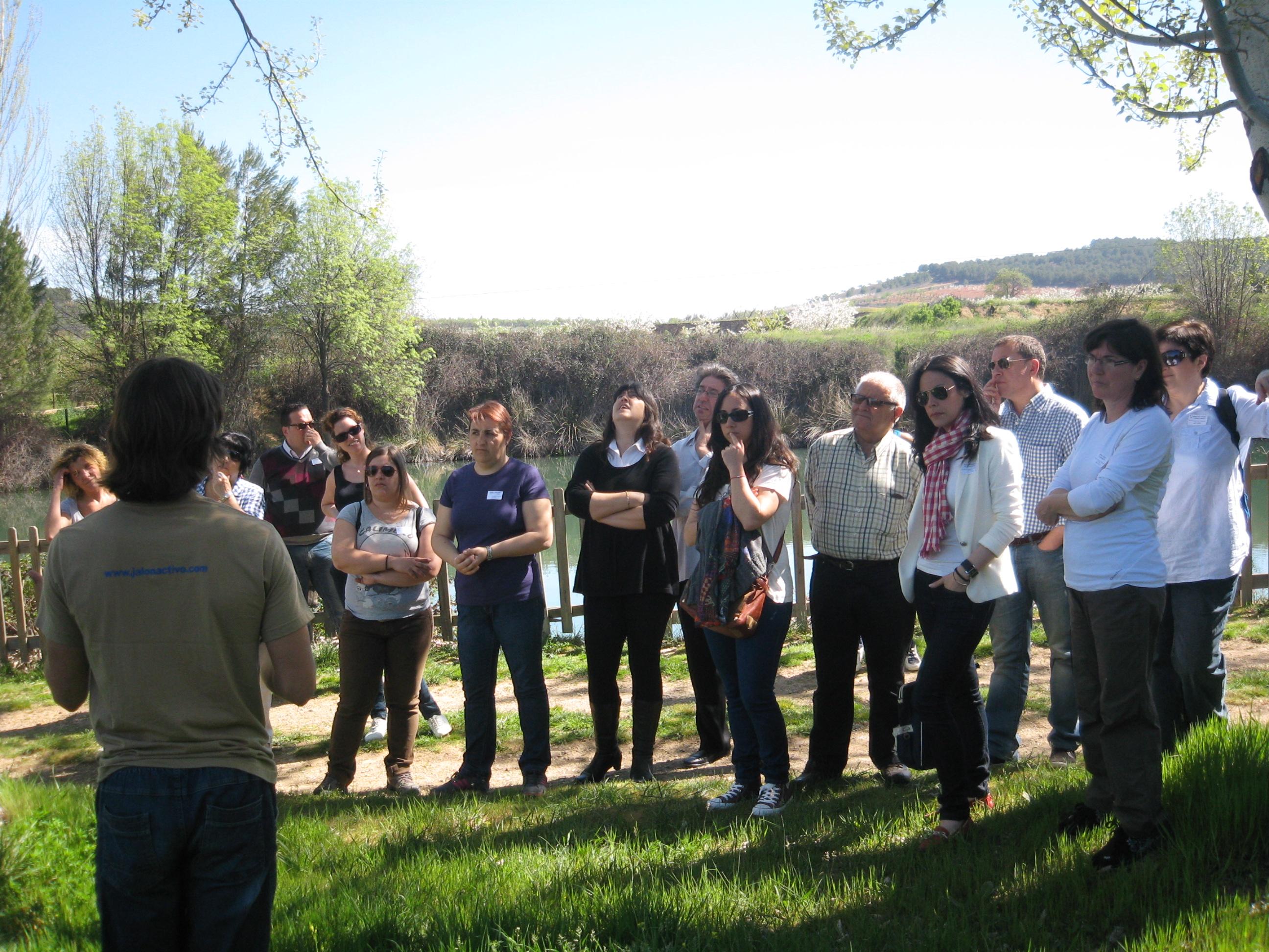Jornada Profesionales de Turismo Jalón Activo Marketizable
